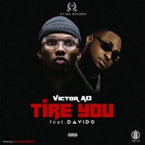 Instrumental: Victor AD ft Davido – Tire You (Prod by Melody Songs)